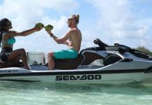 Lunsj i det fri med Sea-Doo