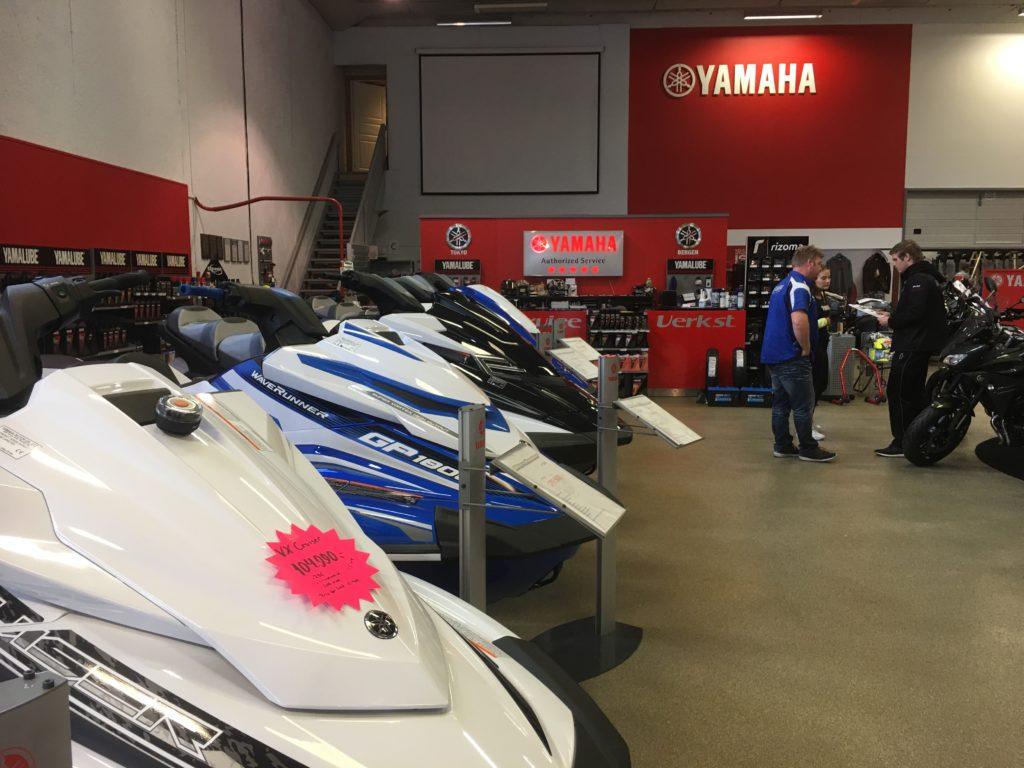 Yamaha Bergen